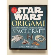 Star Wars Origami: 11 Amazing Paper-folding Projects from a Galaxy Far, Far Away...