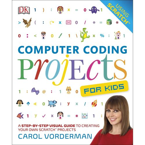 COMPUTER CODING PROJECTS-FOR KIDS