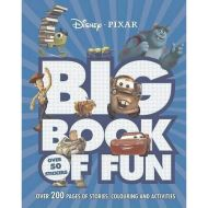 Disney Pixar Big Book of Fun