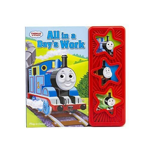 Thomas & Friends - All in a Day's Work Sound Book