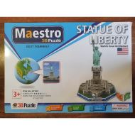 Statue Of Liberty (Maestro 3D Puzzles)