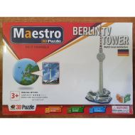 Berlin TV Tower (Maestro 3D Puzzle)