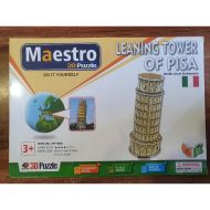 Leaning Tower Of Pisa (Maestro 3D Puzzle)
