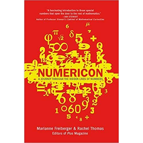 NUMERICON:THE HIDDEN LIVES OF NUMBERS