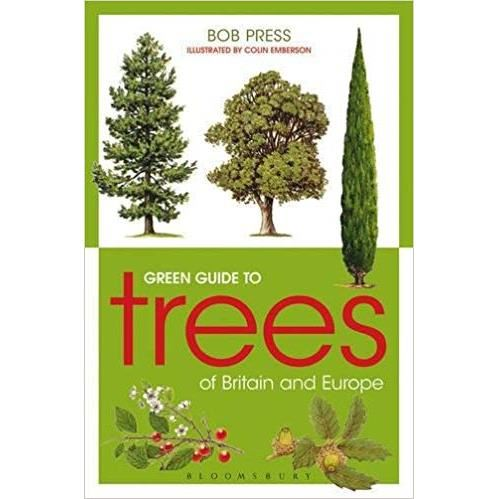 GREEN GUIDE TO TREES OF BRITAIN & EUROPE