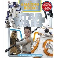 The Amazing Book of Star Wars: Feel the Force! Learn about Star Wars!