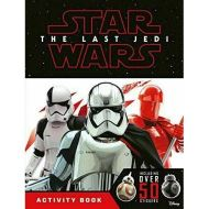 Star Wars The Last Jedi Activity Book with Stickers