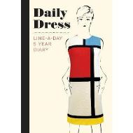 Daily Dress (Guided Journal) : A Line-A-Day 5 Year Diary