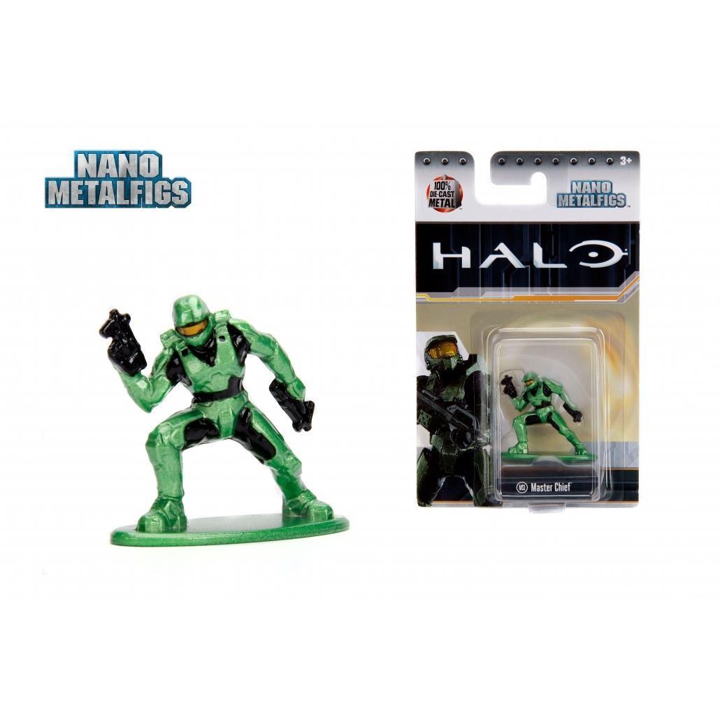 Nano Metalfigs - Halo Master Chief 2 (Figurine) imagine