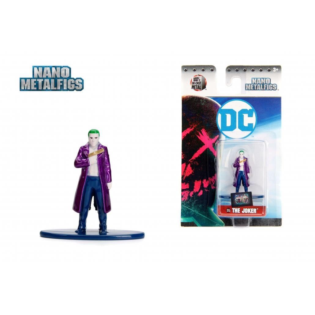 Nano Metalfigs - Dc The Joker Suicide Squad (Figurine) imagine