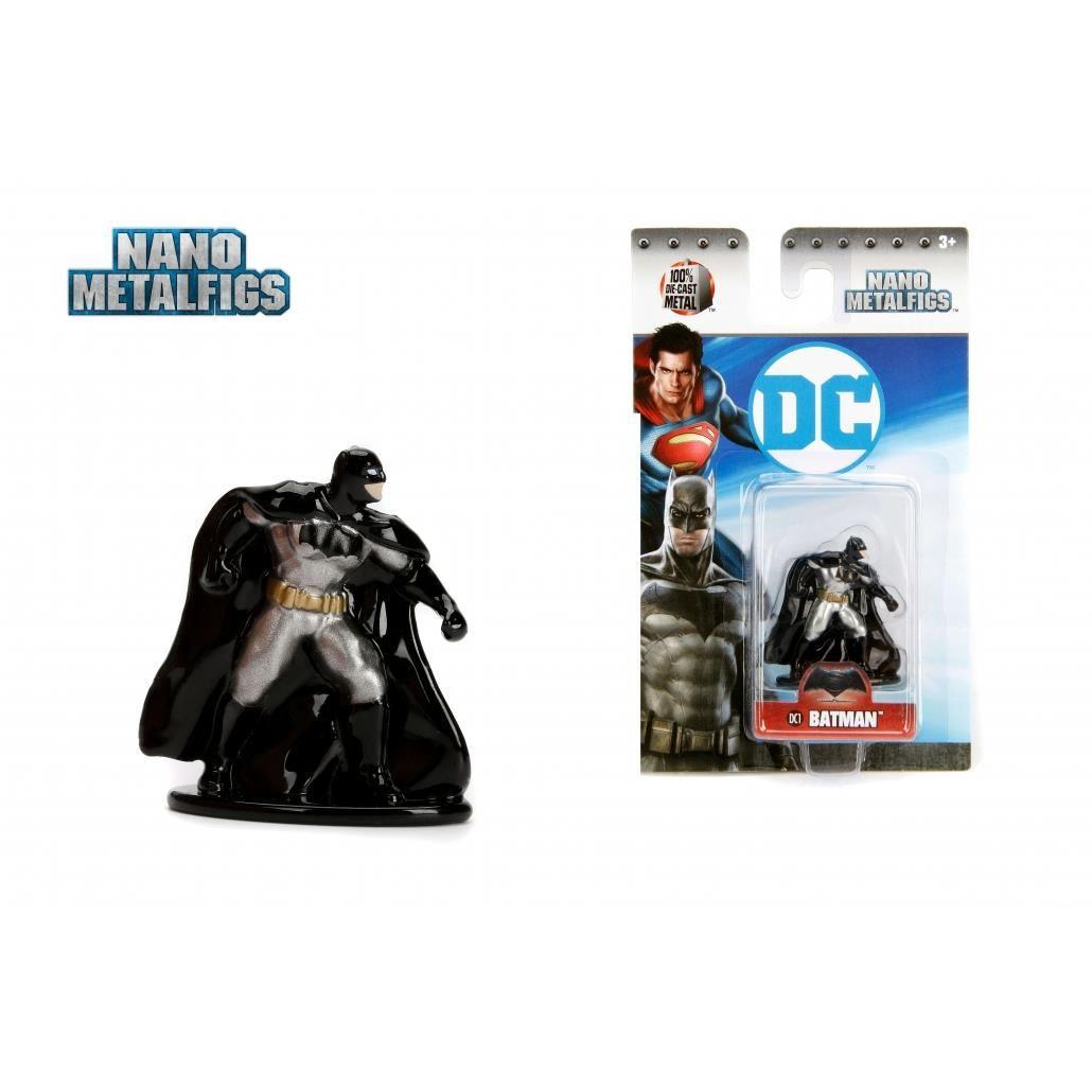 Nano Metalfigs - Dc Batman/ Batman Vs. Superman (Figurine) imagine