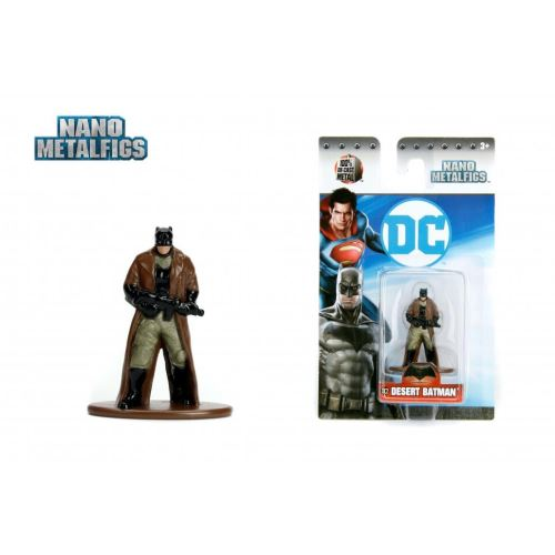Nano Metalfigs - DC Desert Batman (Figurine)
