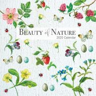 Beauty of Nature 2020 Square Wall Calendar