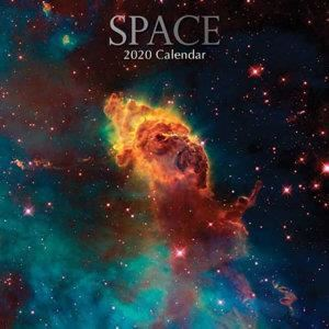 Space: 2020 Square Wall Calendar
