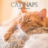 Cat Naps 2020 Square Wall Calendar