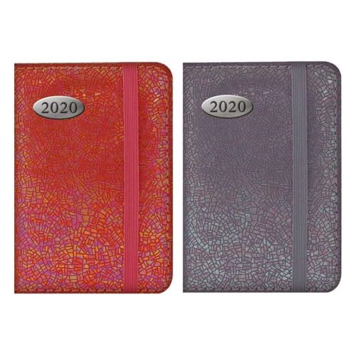 2020 Pocket Diary, WTV: Textured Pearlescent in CD