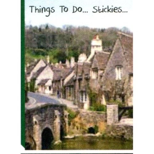 Cottages Things to Do Stickies