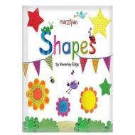 Robert Frederick Padded Word Book-Marzipan Shapes