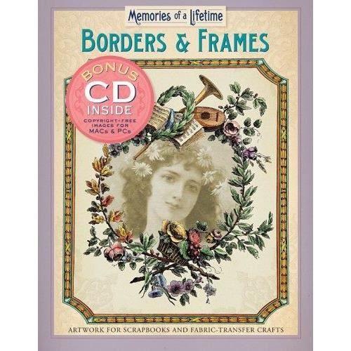 Memories Of A Lifetime: Borders & Frames imagine
