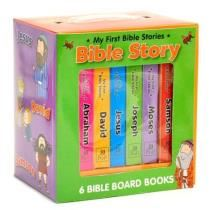 MY FIRST BIBLE STORIES - BIBLE STORY