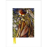 TIFFANI ANGEL STAINED GLASS WINDOW (Flame Tree Notebooks)