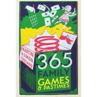 365 Family Games & Pastimes