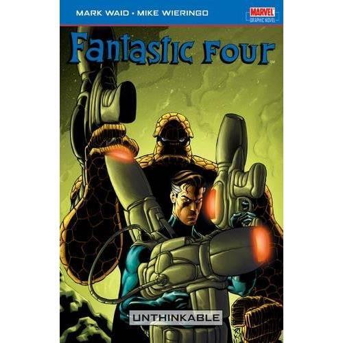 Marvel: Fantastic Four - Unthinkable imagine