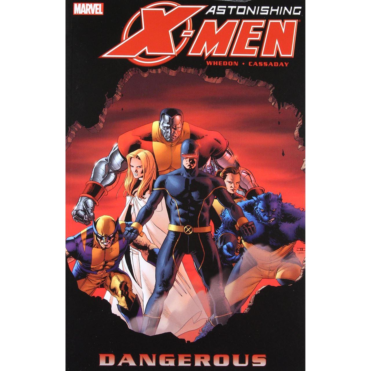 Marvel: Astonishing X-Men - Dangerous imagine