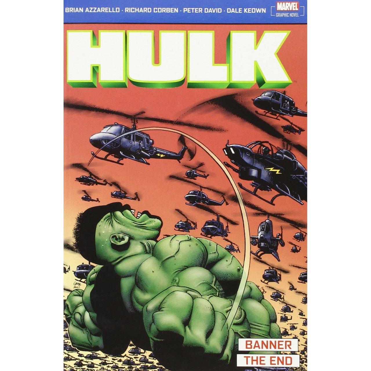 Marvel: Hulk - Banner, The End imagine