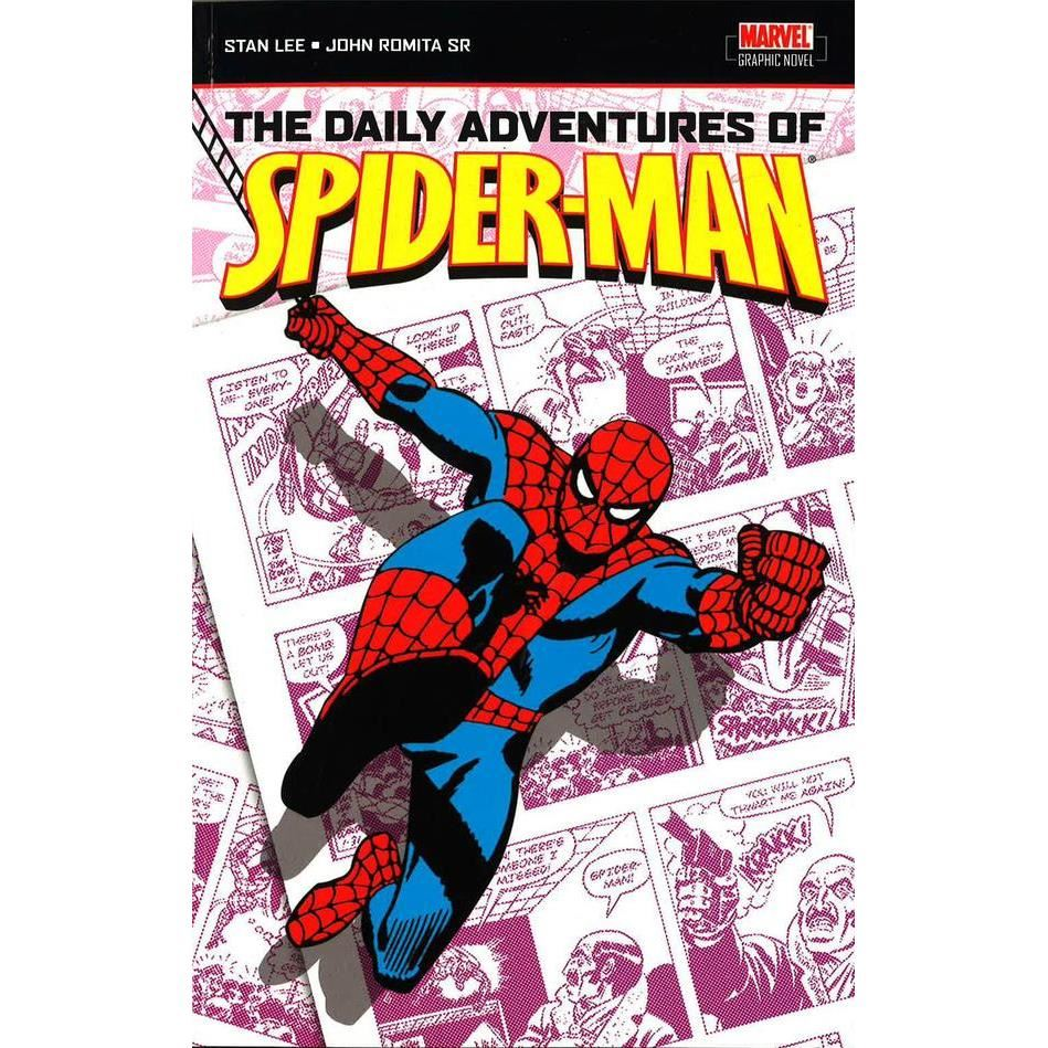 Marvel: The Daily Adventures Of Spider-Man imagine