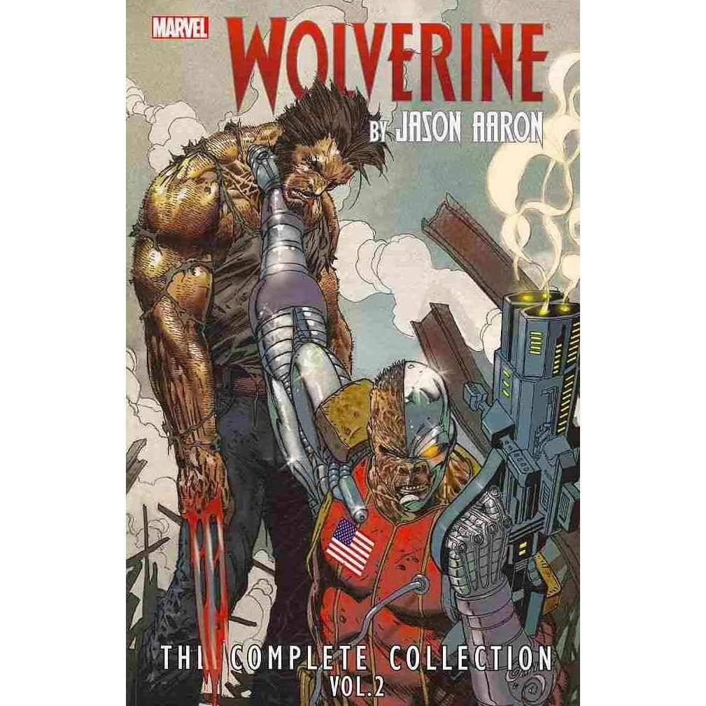 Marvel: Wolverine: The Complete Collection Vol.2 imagine