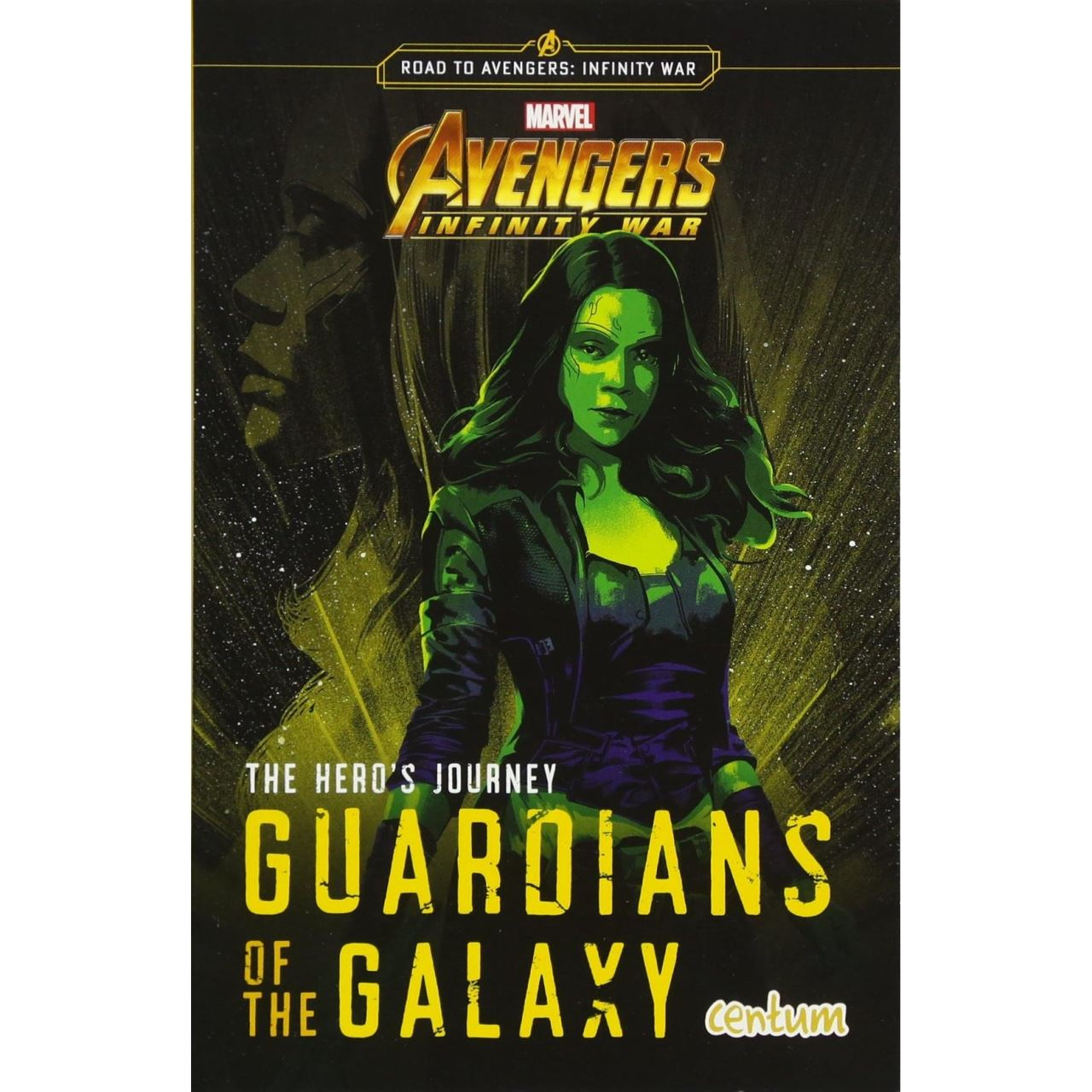 The Hero's Journey: Guardians Of The Galaxy imagine