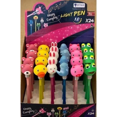 Animal Light-Up Pen imagine