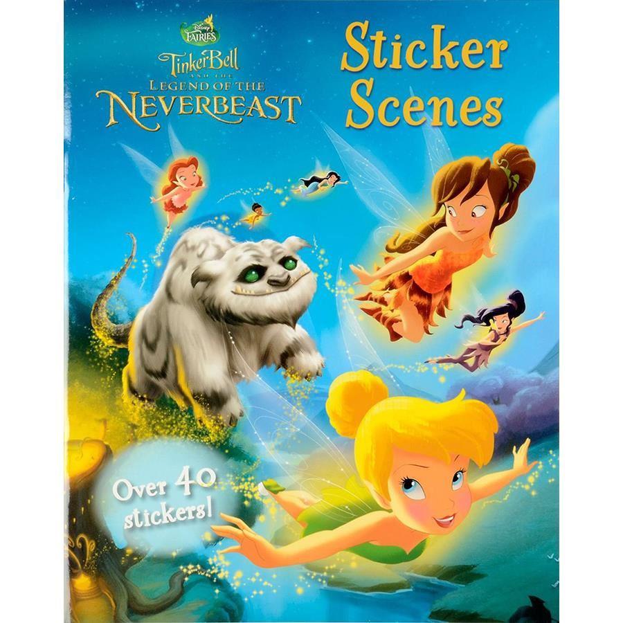 Legend Of The Neverbeast Sticker Scenes imagine